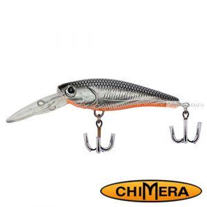 Воблер Chimera Siver Fox Nano 60DR  / цвет: 009 / 60 мм / 7 гр/ Заглубление: до1,5м
