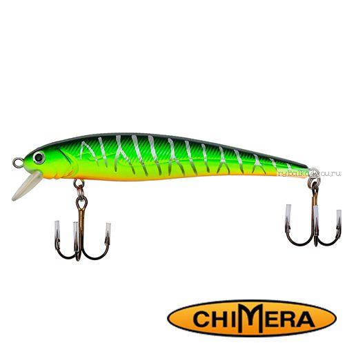 Купить Воблер Chimera Siver Fox Rex 110FL / цвет: 006 110 мм 14 гр/ Заглубление: 1-2м