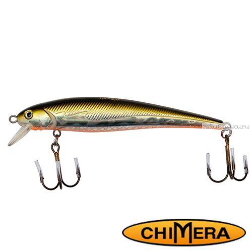 Купить Воблер Chimera Siver Fox Rex 110FL / цвет: 003 110 мм 14 гр/ Заглубление: 1-2м