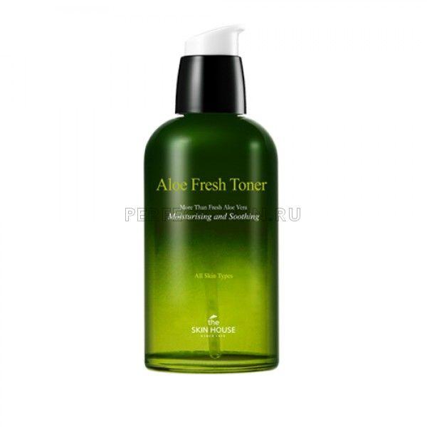 The Skin House Aloe Fresh Toner - Увлажняющий тонер с экстрактом алое