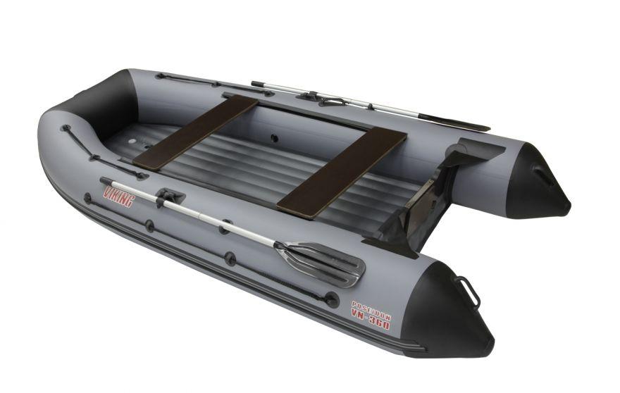 Лодка ПВХ Викинг-360 HD