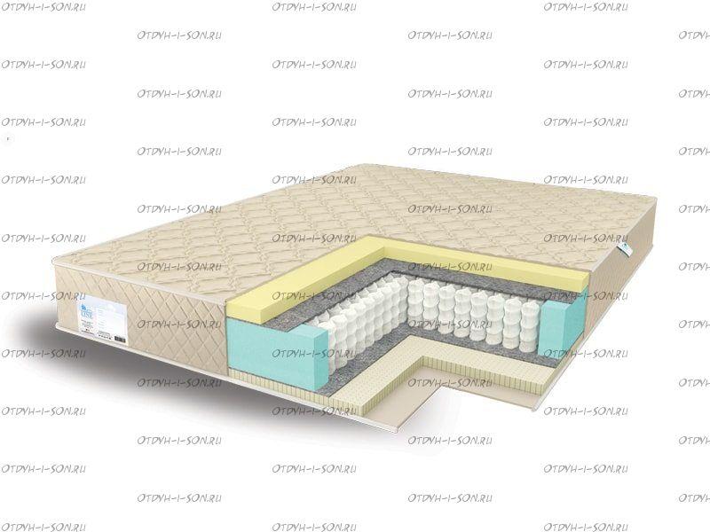 Матрас Memory4 - Latex3 S1000 Comfort Line
