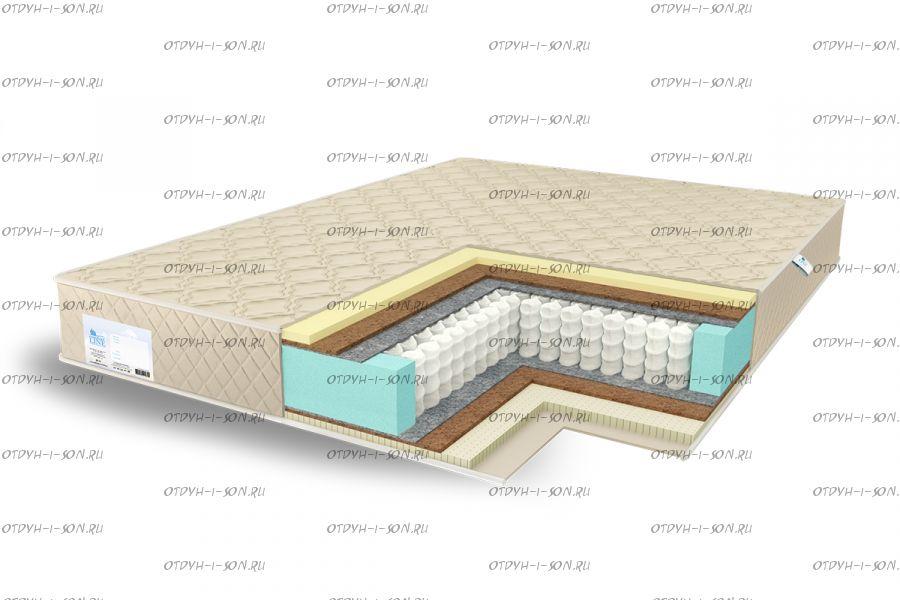 Матрас Medium Memory2 - Medium Latex2 S1000 Comfort Line