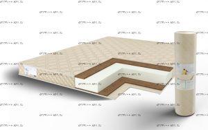 Матрас Double Cocos Eco Roll Slim Comfort Line (12)