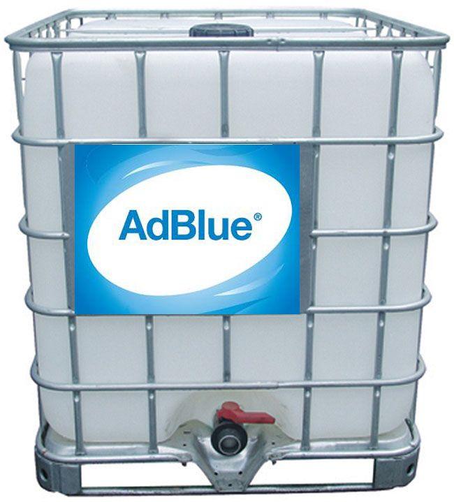 Рабочая жидкость для катализатора AdBlue (1000л)(  мочевина )