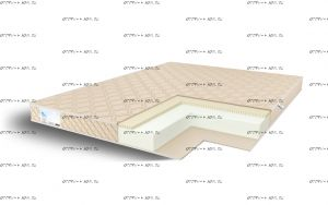 Матрас Latex2 Eco Roll Slim Comfort Line