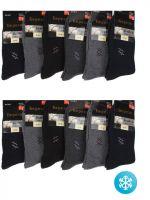 Мужские носки махровые№В05
