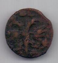 полушка 1720 г. год буквами