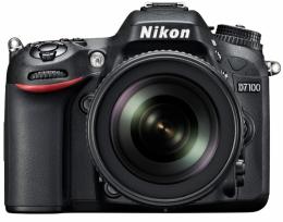 Nikon D7100 Kit AF-S 18-55 VR