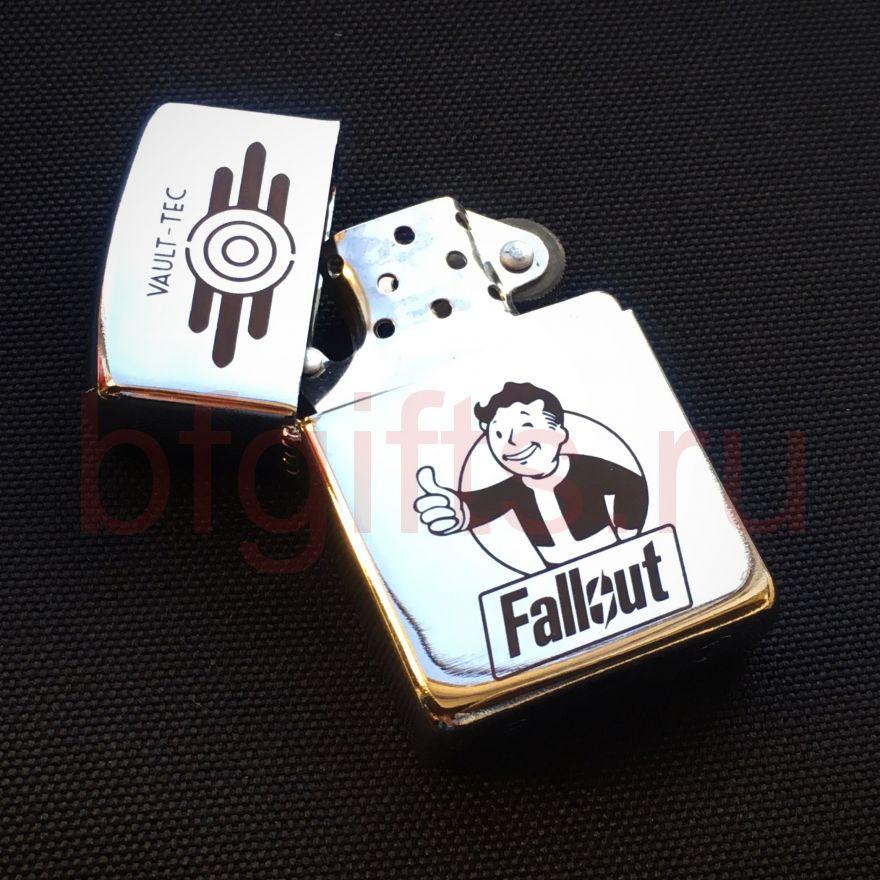 Зажигалка Fallout