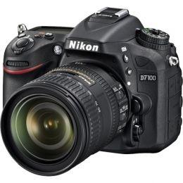 Nikon D7100 16-85mm VR