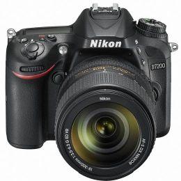 Nikon D7200 Kit AFS 18-300 MM F3.5.6.3 G ED VR