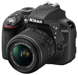 Nikon D3300 Kit 18-55 AF-P VR