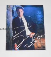 Автограф: Дэвид Духовны. Секретные материалы / The X Files