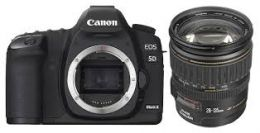 canon 5d mark ef 28-135mm