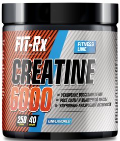 FIT-Rx Creatine 6000 (250 гр.)