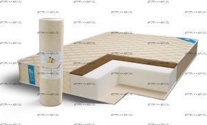 Матрас Cocos Eco Roll+ Comfort Line