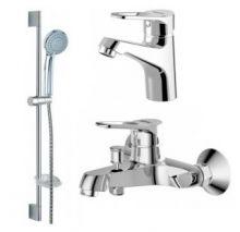 Комплект для ванной комнаты Bravat Eco-D 3 в 1