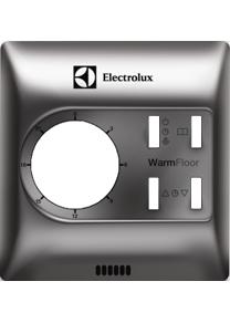 Терморегуляторы Electrolux серии Thermotronic Avantgarde панель (silver)
