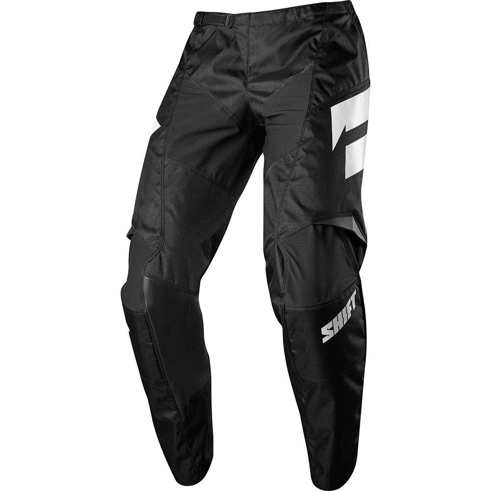 Shift - 2018 Whit3 Ninety Seven Youth штаны подростковые, черные