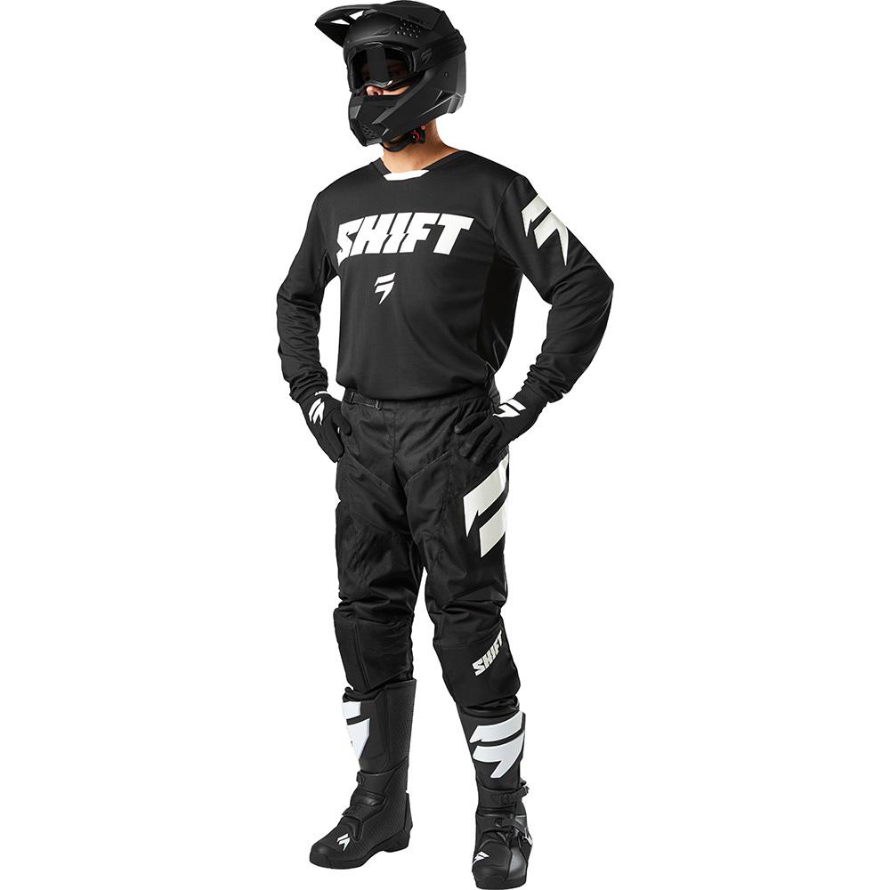Shift - 2018 Whit3 Ninety Seven комплект джерси и штаны, черный