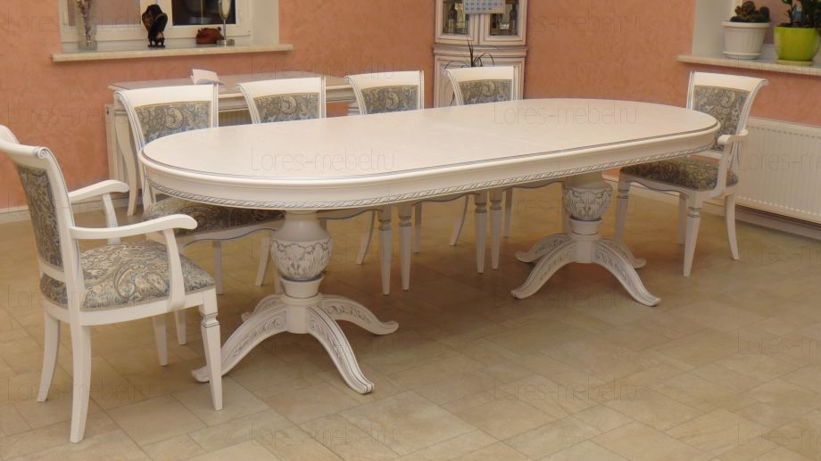 Стол Флоренция Гранд (2,6-3,8м)