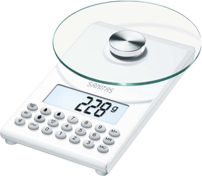 Диетические кухонные весы Sanitas SDS64