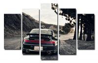 Модульная картина Porsche 911 Carrera