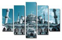 Модульная картина Мечеть