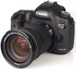 Canon EOS 5D Mark III Kit EF24-105mm IS STM