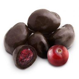 Клюква в темном шоколаде