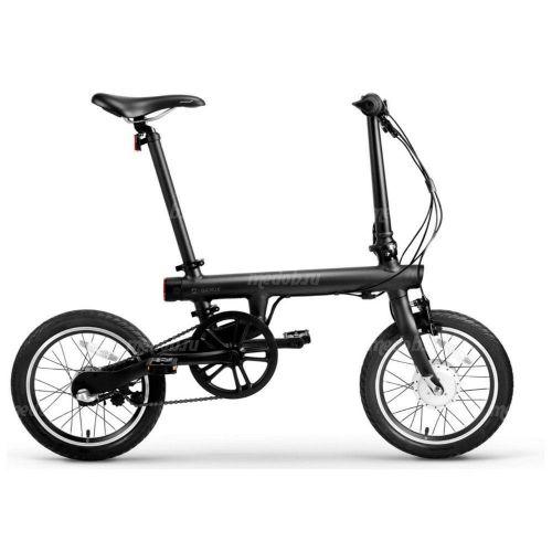 Электровелосипед Xiaomi QiCycle (черный)