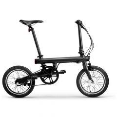 Электровелосипед Xiaomi QiCycle (черный)  купить с доставкой по Москве и России