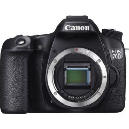 Canon EOS 70D Kit 18-135 IS