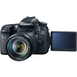 Canon EOS 70D EF-S 18-135mm IS STM Kit(РСТ)