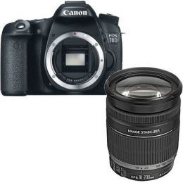 Canon EOS 70D EF-S 18-200mm IS