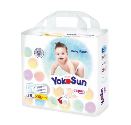 Трусики YokoSun XXL (15-23 кг) 28 шт.  (YokoSun)