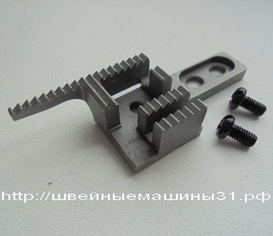 Рейка транспортёра задняя JUKI 735   цена 1600 руб.