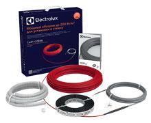 Греющий кабель Electrolux секции серии Twin Cable ETC 2-17-1500 88,2м.