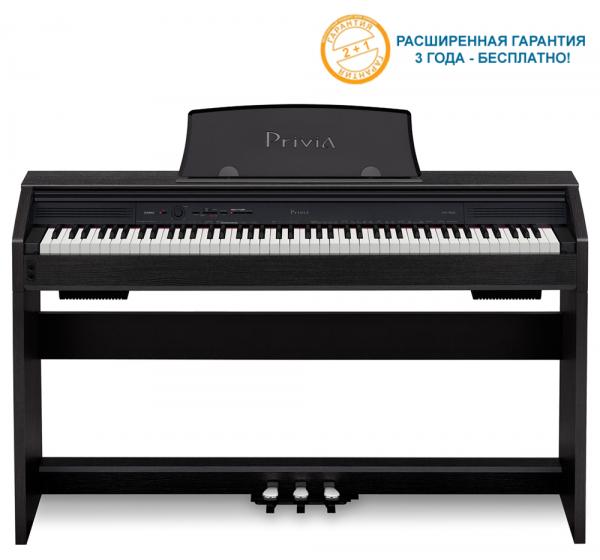 Casio Privia PX-760BK Цифровое пианино