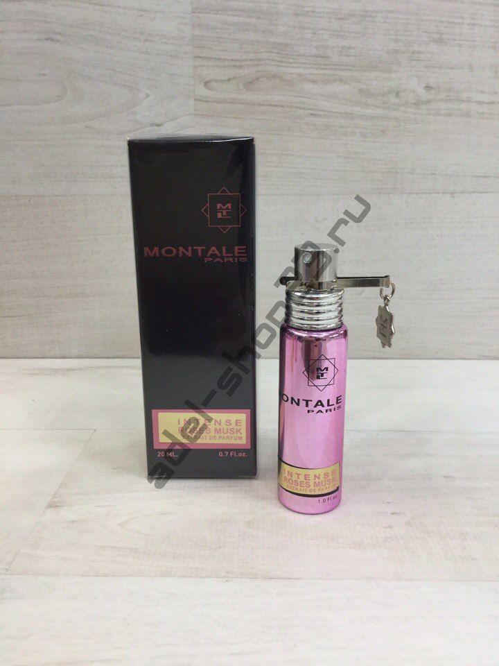 Montale Paris - Intense Roses Musk, 20 мл