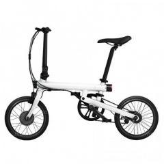 Электровелосипед Xiaomi QiCycle (белый)  купить с доставкой по Москве и России