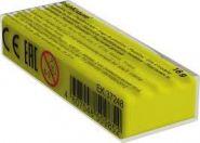 """Пластилин """"Erich Krause"""" 18 г, флуоресцентный желтый (арт. 37266) (17236)"""