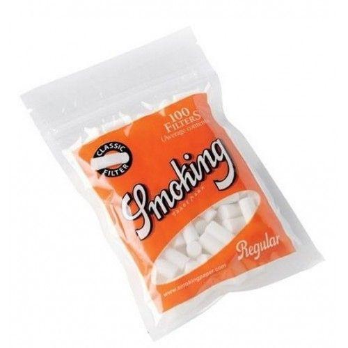 Фильтры сигаретные Smoking Regular Filters Orange