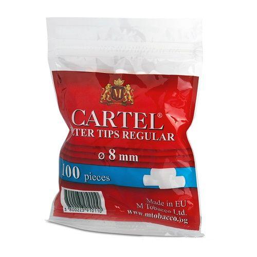 Фильтры сигаретные Cartel Regular