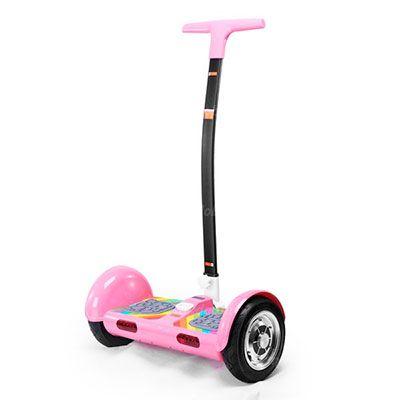 Cегвей Electrotown F1 Plus Розовый