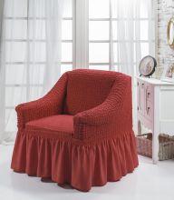 Чехол для кресла BULSAN (кирпичный)  Арт.1797-7