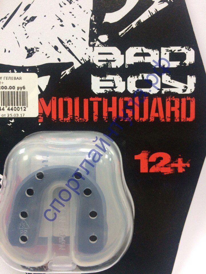 Капа Bad Boy Mouthguard Gel