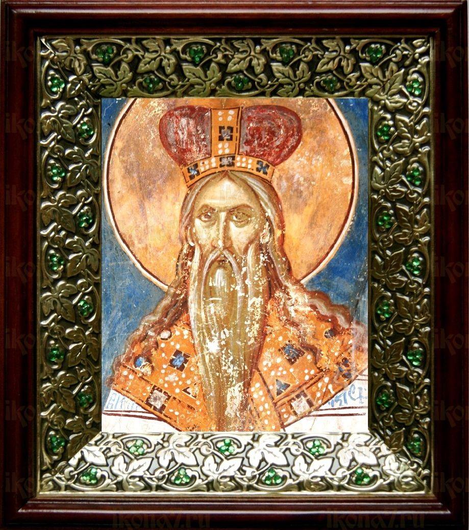 Аарон Первосвященник (21х24), киот со стразами