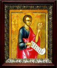 Аввакум, пророк (19х22), темный киот